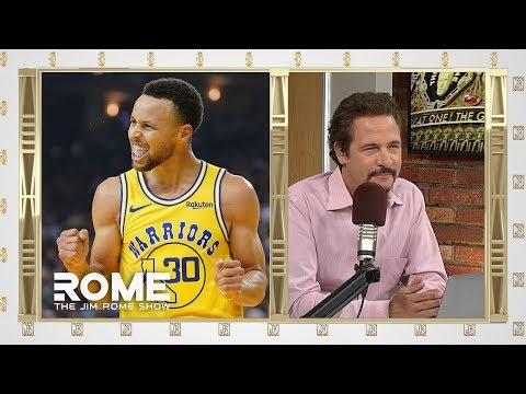 Video: Steph Curry drops 51 points! | The Jim Rome Show
