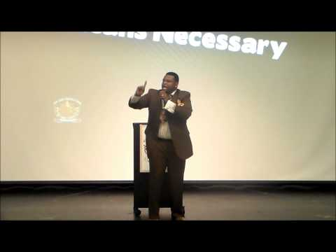 By Any Means Necessary Pastor  Napoleon Mond
