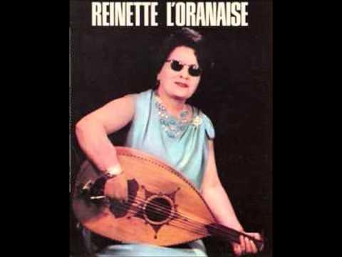 """Reinette l'Oranaise interprète son célèbre """"Elli yachek hram"""" (chérie combien je t'aime)"""