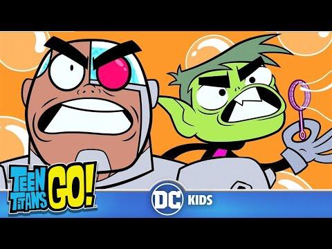 Teen Titans Go! | Best Bros! | DC Kids