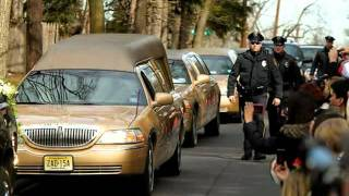 Whitney Houston's Funeral And Burial Photos - 02/18-02/19/12 - YouTube