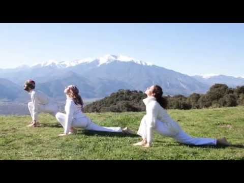 Retiro de Shri Vivek Yoga en los pirineos franceses