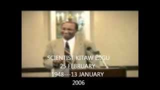 Dr. Engineer Kitaw Ejigu,His Love For His Motherland And The Ethiopian People And His Vision