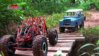 11 RC Trucks scale offroad 4x4 Adventures - Showtime scx10 land rover defender rc4wd wraith
