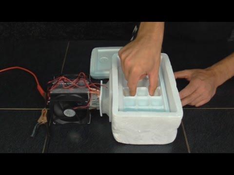 Как сделать морозилку
