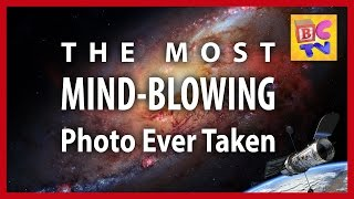 How Big is the Universe? | NASA's Hubble Deep Field Image