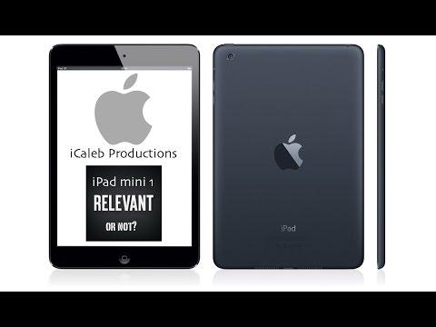 iPad mini First Generation Still Relevant in 2016?