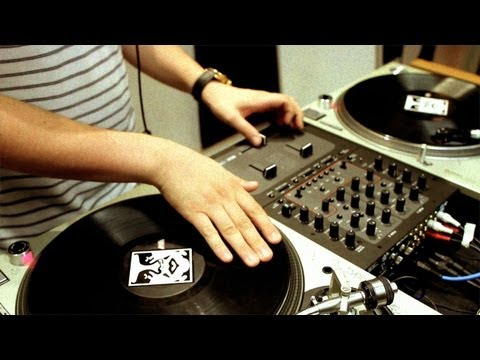 scratching - So you think you can dance. But can you DJ? Learn how to scratch and the secret to