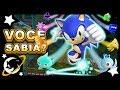 voc Sabia Sonic Colors Planet Wisp Inspirado No Little