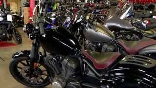 10. Ams - Action moteur sport - Moto - Yamaha Bolt R-Spec 2014