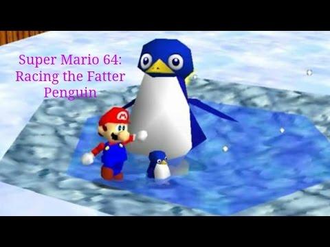 Super Mario 64: Racing the Fatter Penguin