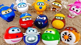 Video Super Wings, Turn Into The Eggs And Attack The Monsters - ToyMart TV MP3, 3GP, MP4, WEBM, AVI, FLV Juli 2018