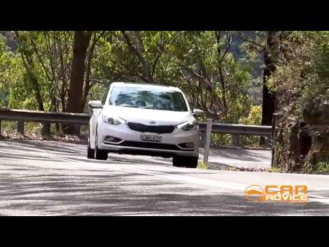 Kia Cerato SLi Review