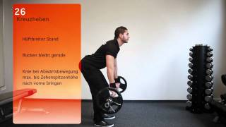 Unsere Trainer zeigen Dir hier, wie die Übungen im TRENDYone Fitness funktionieren! Vereinbare jetzt Dein persönliches und unverbindliches Probetraining unte...
