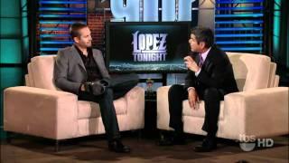 Paul Walker @ Lopez Tonight [HD]