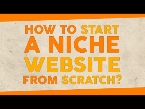 Building a Niche Site from Zero to Profit (Real Life Case Study)