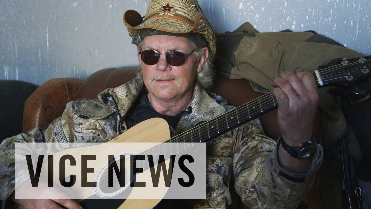 Meet the Texan Fighting for the DPR: Russian Roulette (Dispatch 107)