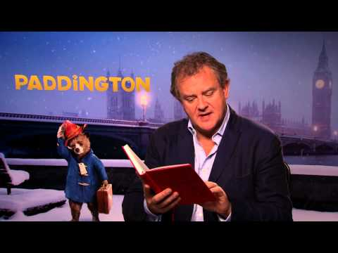 Paddington (Reading Featurettes - Hugh Bonneville)