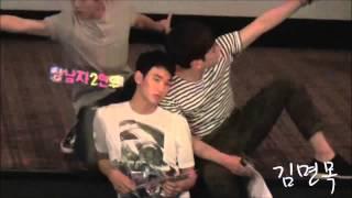 Download Video Kim Soo Hyun's hilarious moves MP3 3GP MP4