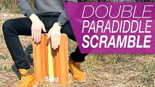 Tutorial: Paradiddle Scramble