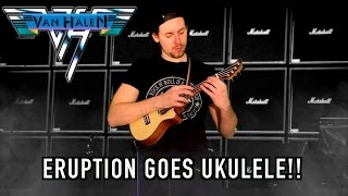 Eruption Goes Ukulele!