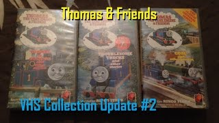 Thomas & Friends - VERY RARE!!! VHS Collection - VHS DVD Collection Update #2 full download video download mp3 download music download