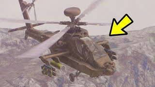 GTA 5 ONLINE NEW DLC APACHE HELICOPTER COMING TO GTA 5 ONLINE ...