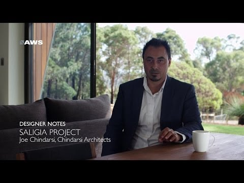 AWS Designer Notes - Joe Chindarsi - Saligia Project