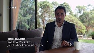 Designer Notes, Saligia Project - Joe Chindarsi