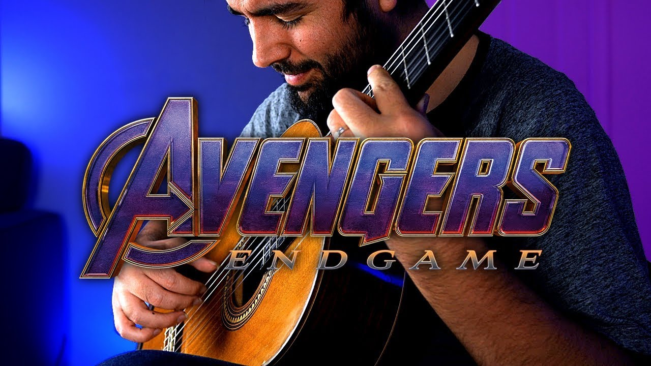 Avengers: Endgame – Main Theme Classical Guitar Cover (Beyond The Guitar)