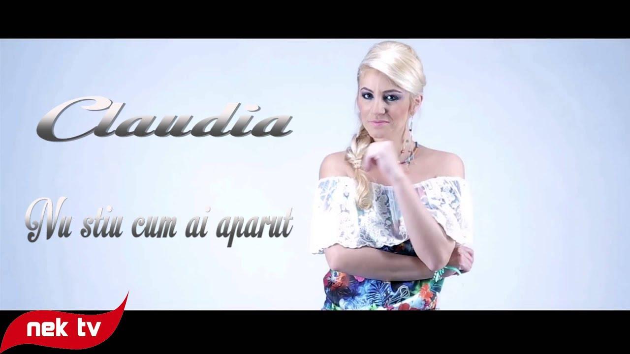 Nu știu cum ai apărut - Claudia