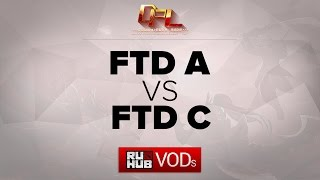 FTD vs FTD.C, game 2