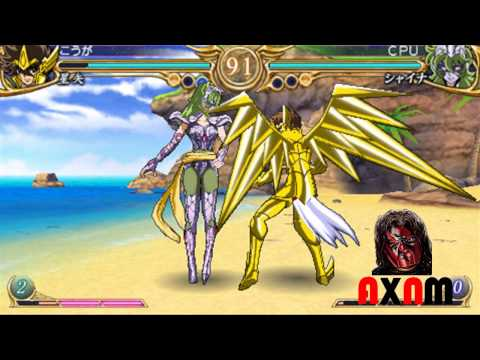 saint seiya omega ultimate cosmos psp iso download