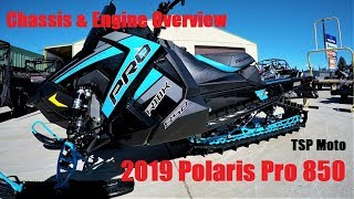 10. 2019 Polaris Pro 850 Chassis and Engine Overview