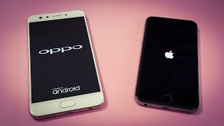 Video Oppo F3 vs iPhone 6 Speed Test Comparison | Which Is Faster | TechTag MP3, 3GP, MP4, WEBM, AVI, FLV November 2017