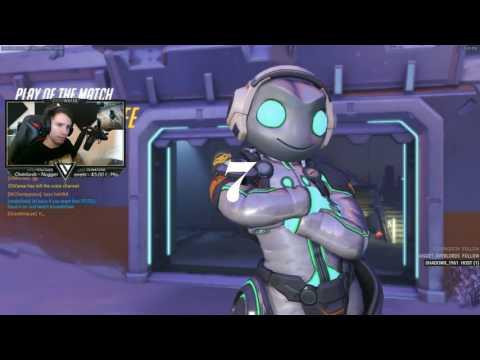 Overwatch: Top 10 Most Viewed Plays on Twitch
