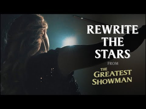 "The Greatest Showman Ensemble  ""Rewrite The Stars"" Cover by The Piano Guys"