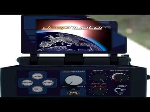 Makro Deephunter 3d Metal Detector | review | best