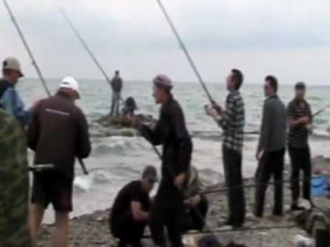 рыбалка в дивноморском в сентябре