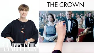 Video The Crown's Costume Designer Breaks Down the Fashion of Season 2 | Vanity Fair MP3, 3GP, MP4, WEBM, AVI, FLV Oktober 2018
