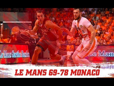 PLAYOFFS — Le Mans 69-78 Monaco — Finale, Épisode 4 — Highlights