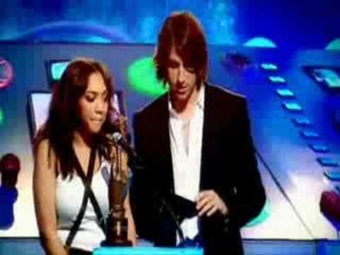 the strokes on the NME award 2006
