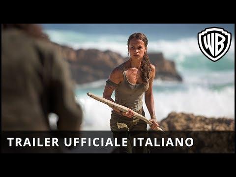 Preview Trailer Tomb Raider, trailer ufficiale italiano