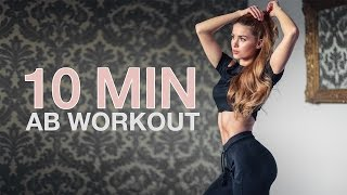 QUICK & INTENSE. NO EQUIPMENT NEEDED. NO EXCUSES ♥   The video is in full length which means you can just follow...