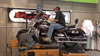 6. Triumph Rocket 3 Dyno Test