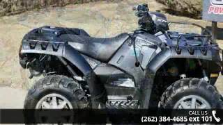 9. 2012 Polaris Sportsman XP 850 H.O. EPS  - Action Power Sp...