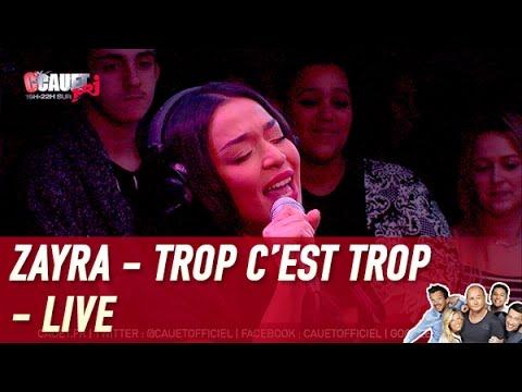 Trop c'est Trop (Live – C'Cauet sur NRJ)