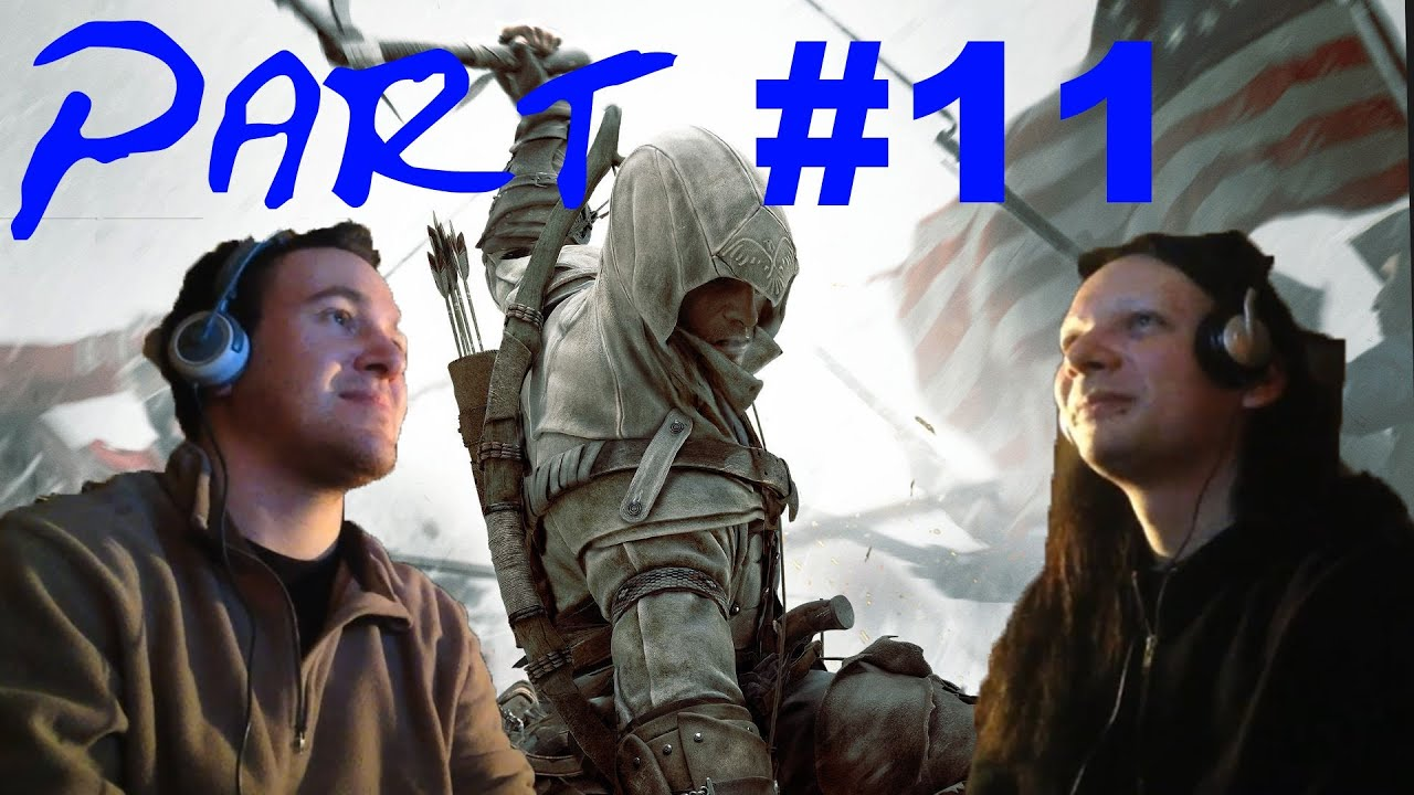 Spiele-Ma-Mo: Assassin's Creed 3 (Part 11 und 12)