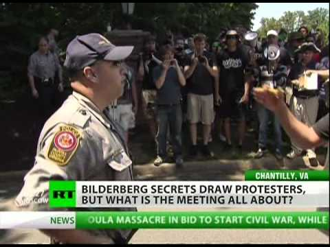 Bilderberg 2012 Power Elites Plot in Secrecy