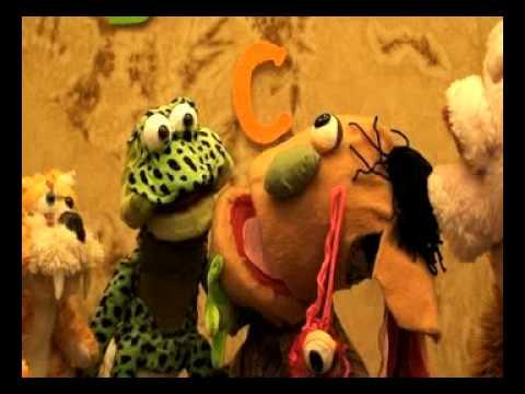 Animal Trash, Episode 1, Part One, Waldo's World: Puppets doing adult ...